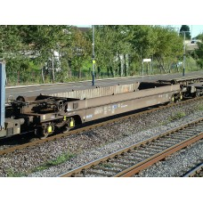 KQA-KTA Pocket Wagon (Without a Container) 2mm N Gauge