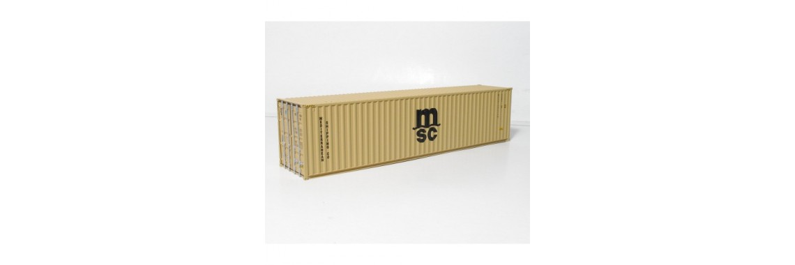 MSC 40ft Hi-Cube