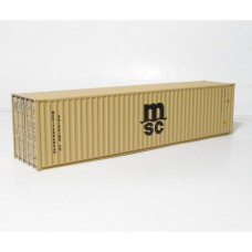 MSC 40ft Hi-Cube: Per Pair (2)