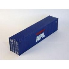 Hi-Cube 40ft x 9'6 APL Blue Livery - pair