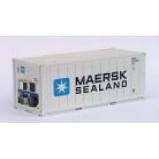 Maersk 40ft Reefer Containers - Pair