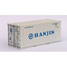 Hanjin 20Ft Refridgerated Container