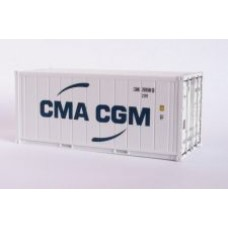 CMA-CGM 20ft Refridgerated Container (pair)