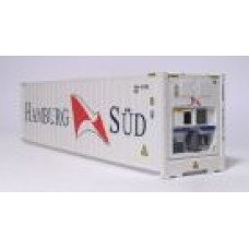 Hamburg SUD 40ft Refridgerated Containers - pair