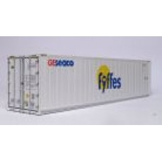 Fyffes 40ft Refridgerated Containers - pair