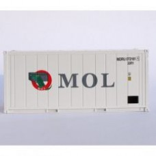 MOL 20FT Refridgerated Containers (Reefers) -  pair (2)
