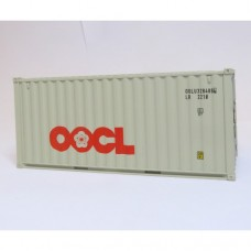 C=Rail 20Ft OOCL Container - Per Pair (2)