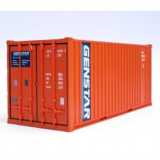 C=Rail 20Ft GenStar Container (Per Pair)