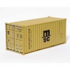 MSC 20Ft Standard Container - Per Pair (2)