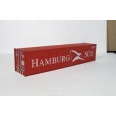 Hamburg Sud 40ft Standard Container Per Pair (2)