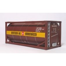 Bertschi AG - Durrenasch 20FT Tank Containers (Pair)