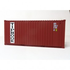 C=Rail 20Ft Tiphook Container. (Per Pair)