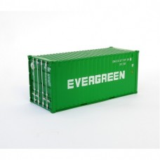 C=Rail 20Ft Evergreen Container - Per Pair (2)