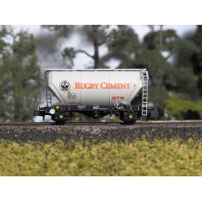 PCA Bulk Cement Wagon - Rugby Cement Livery - PRE-ORDER
