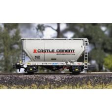 PCA Bulk Cement Wagon - Castle Cement Livery - PRE-ORDER