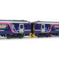 RT156-117 Class 156 - Set Number 156453 First Barbie Livery.