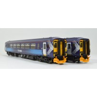 RT156-112 Class 156 - Set Number 156494 First - Scotrail Saltire Livery.
