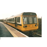 RT142-307 Class 142 Set Number 142997 RR - Mersey Rail
