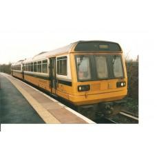 RT142-307 Class 142 Set Number 142997 RR - Mersey Rail