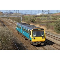 RT142-308 Class 142 Set Number 142998 Arriva Trains Wales
