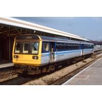 RT142-311 Class 142 Set Number 142911 Regional Railways