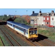 RT142-310 Class 142 Set Number 142910 Regional Railways